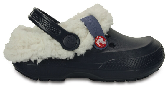 Crocs Classic Blitzen II Clogs Kids Navy